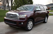 2008 Toyota SequoiaPlatinum